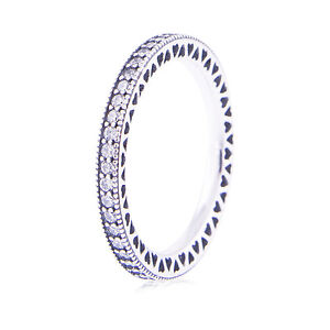 New Genuine Pandora Silver Hearts of Pandora Ring 190963CZ S925 ALE Authentic - <span itemprop=availableAtOrFrom>Leicester, United Kingdom</span> - 30 Days Most purchases from business sellers are protected by the Consumer Contract Regulations 2013 which give you the right to cancel the purchase within 14 days after the day you rec - Leicester, United Kingdom