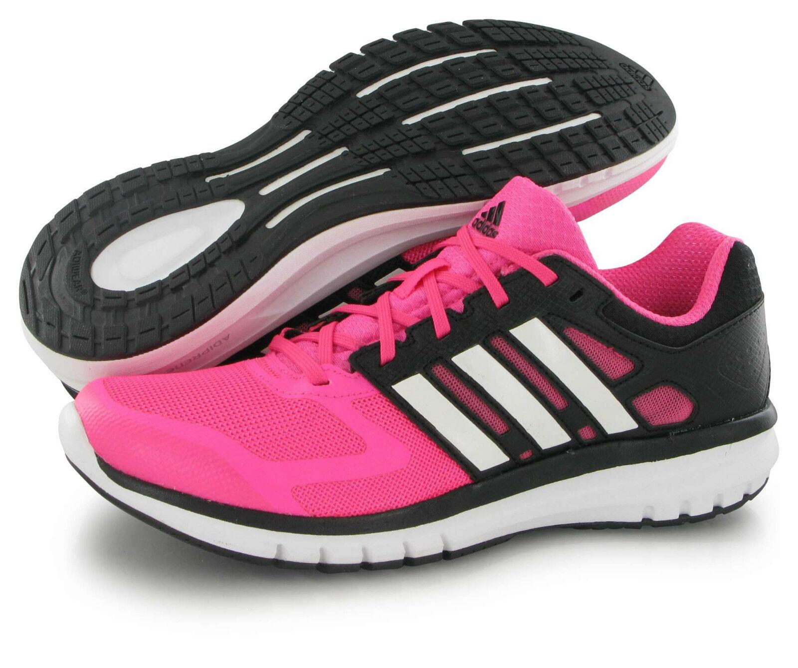 Adidas Duramo Elite Mujer Rosa/Negro/Blanco Zapatillas Zapatos Correr 6.5 _ 7.5 7 _ 7.5 _ _ 8 b9aaba