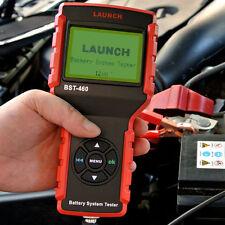 LAUNCH BST-460 bst460 12V Digital Car Battery Load Tester CCA Diagnostic Tool