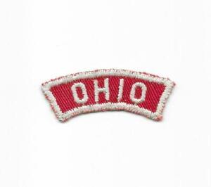 Boy Scout Red White Strip RWS R/&W PA - BSA State Pennsylvania