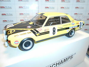Min107704608 Opel Commodore A Steinmetz # 8 Pilette / Gosselin 24h Spa 1970 1:18