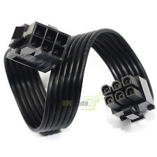 6Pin Male to 6-Pin Female PCI-E GPU Video Card Power Extension Cable 20cm