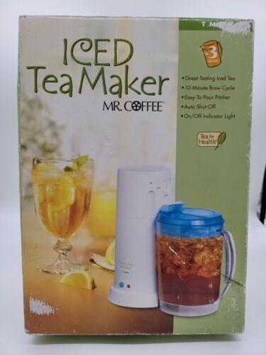 Mr. Coffee Iced Tea Maker - 3 Quart - TM3 BLEMISHED BOX