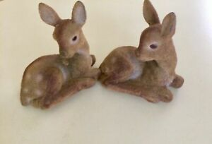 Vintage-Deer-Figurine-Money-Box-1950-s-Hong-Kong-Bambi-Fawn
