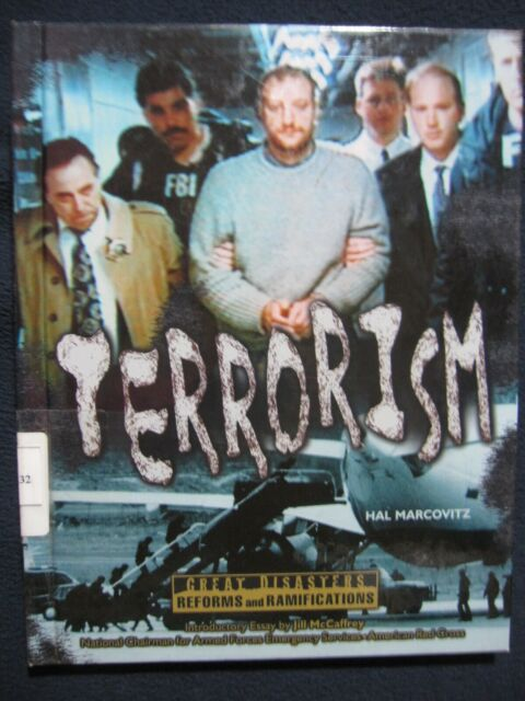 Terrorism (Great Disasters and Their Reforms) Marcovitz, Hal