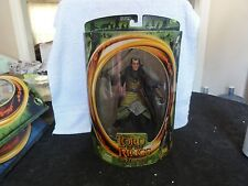 "Lord Of The Rings FOTR Elrond Single-Pack 6 "" Figures MIB"