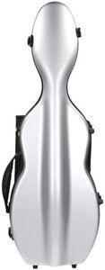 F-Etui-en-fibre-de-verre-Fiberglass-pour-violon-UltraLight-4-4-M-case-Argente