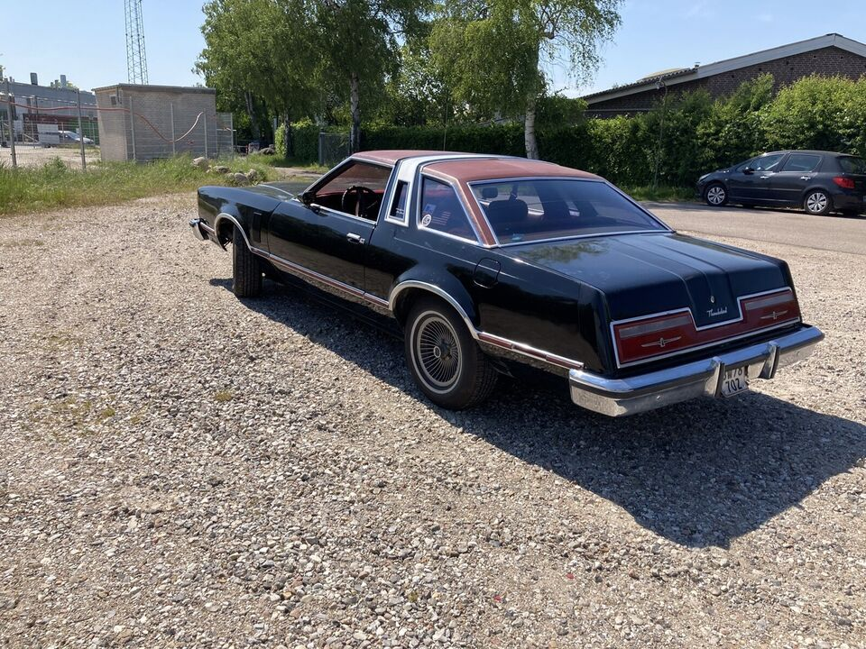 Ford Thunderbird, 6,6 Coupé, Benzin