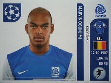 Panini 342 Marvin Ogunjmi KRC Genk UEFA CL 2011/12