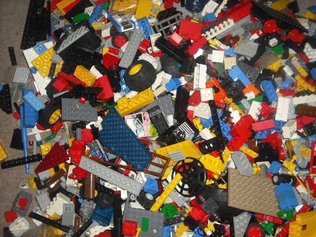 1 kg/1000 g LEGO Bundle aléatoire Bricks Job Lot. Chaque jeu sera Socle Figurine | La Qualité Primacy