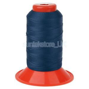 Dark-Blue-Strong-Nylon-Sewing-Thread-Large-500meters-Heavy-Duty-Spools