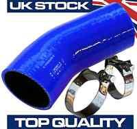 BMW 5series E60 E61 525 530 535 Intercooler to EGR Silicone Hose 7799401 BLUE