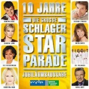 10-JAHRE-DIE-GROSSE-SCHLAGER-STARPARADE-CD-22-TRACKS