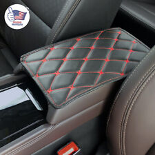 Car Armrest Pad Cover Center Console Box Cushion Mat Protector Car Accessories Fits Nissan