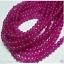 Wholesale new 6-10MM Natural rose Jade Gemstone Round Loose Bead 15/'/'