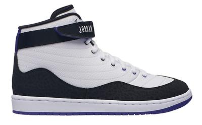 Black Purple Basketball Shoes AR4493