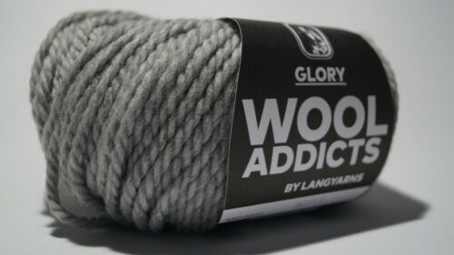 Lang Yarns Glory wool addicts