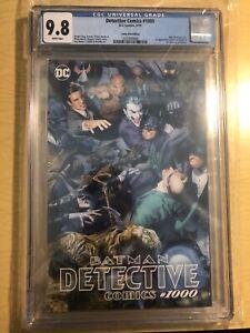 Detective-Comics-1000-Comic-Mint-Variant-CGC-9-8-Mike-Mayhew