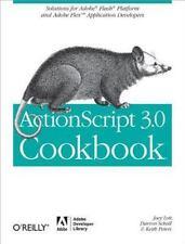 ActionScript 3.0 Cookbook: Solutions for Flash Platform and Flex Appli-ExLibrary