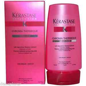 Kerastase reflection chroma thermique 150ml nib for Kerastase reflection bain miroir 2