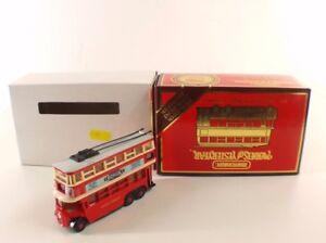 Matchbox-Y10-1931-AEC-Trolleybus-Diddler-11-cm-neuf-en-boite-MIB