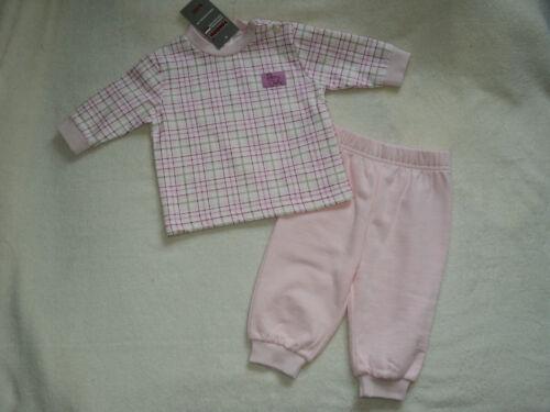 Schnizler Baby Schlafanzug für Mädchen Gr.62 und 68 NEU