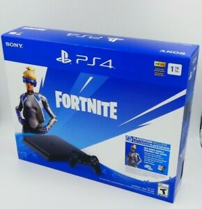 SONY-PS4-Playstation-4-1TB-Slim-Console-Fortnite-Noe-Versa-Bundle-BRAND-NEW