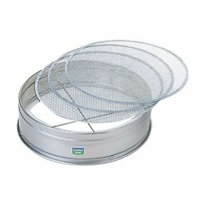 Stainless-steel-sieve-Small-for-Bonsai-replant-Kinboshi-4323-F-S-w-Tracking-NEW