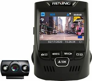 Rexing-V1P-Plus-Front-and-Rear-Dash-Cam-Black
