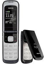 Nokia 2720 fold Black GSM Cellphone Unlocked free shipping