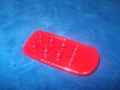 Lego Duplo Surfbrett BOOT Schiff Arktis Zoo Mickey Rot 10827 10907 NEU