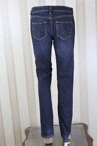 LONDON-JEAN-Women-039-s-Size-4-Straight-Leg-Stretch-Denim-Jeans-31-034-Inseam-EUC