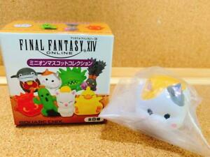 Final-Fantasy-XIV-Fat-Cat-Figure-Minion-Mascot-Collection-SQUARE-ENIX-2019