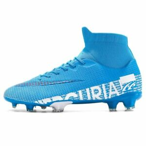 Football Boot Kids Boys Soccer Athletics Training Shoes Girls Indoor Sport Shoes Teenager FG//TF Football Shoes Sneakers for Unisex Kids