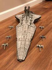 Revell Star Wars Republic Star Destroyer 85-6458 Lot