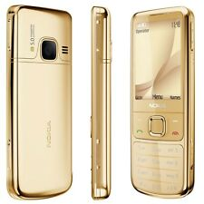 2017 ORIGINAL Nokia Classic 6700 GOLD 100% UNLOCKED 6700c GSM Phone EN WARRANTY