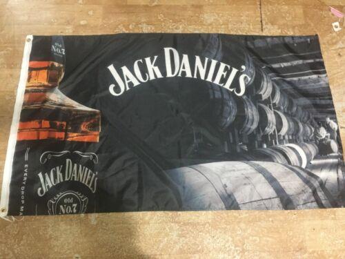 Jack Daniels Happy Hour Bannière Drapeau 90x150 cm dekoracji bar whisky poliester