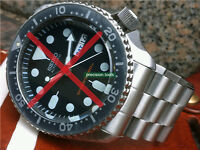 22mm Stainless Steel President Oyster Scuba Replacement Bracelet For SKX007 009