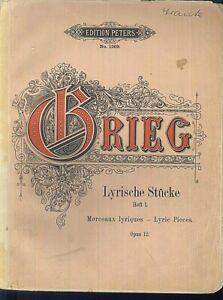 GRIEG-Lyrische-Stuecke-Heft-1-Op-12
