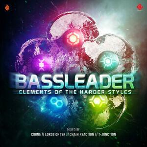 BASSLEADER 2013 (4 CD - 2013) Coone, Lords Of Tek, Reaction, T-Junction