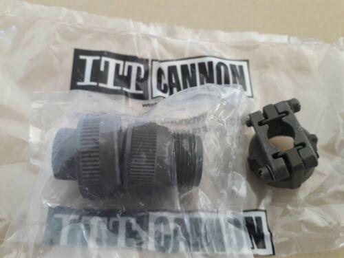 MS3106A14S-7S ITT Cannon MS 3106A-14S-7S Connettore Circolare MIL
