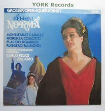 RL 43072 - BElLINI - Norma CABALLE / COSSOTTO / DOMINGO / RAIMONDI- Ex LP Record
