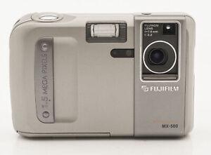 Fuji-Fujifilm-mx-500-Digital-Camera-Videocamera-Fotocamera-Camera