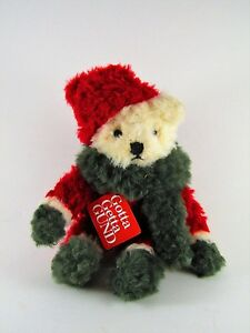 "GUND ""My Name is Kringles"" 7"" Bear 8736"