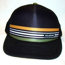item 3 NWT BILLABONG Spinner X Black Green Orange Trucker Mesh RETRO  Snapback Cap Hat -NWT BILLABONG Spinner X Black Green Orange Trucker Mesh  RETRO ... 2579f04408eb