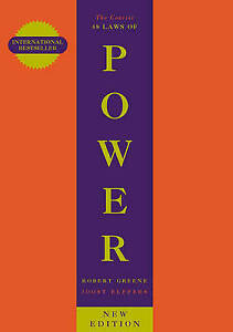 The Concise 48 Laws Of Power by Robert Greene (Paperback, 2002)