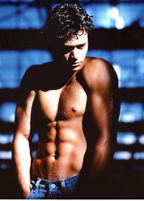 Mitch Gaylord Shirtless 8x10 photo S0147