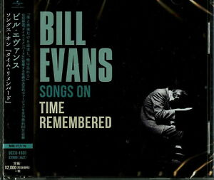 BILL-EVANS-SONG-ON-TIME-REMEMBERED-JAPAN-ONLY-CD-E25