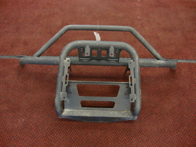 2876980-521 Solid 2-Inch Diameter Polaris Ranger Pre-Runner Front Brushguard