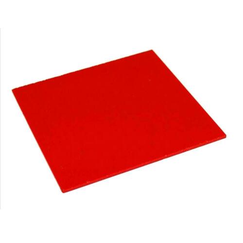 0,8-5,2 mm épaisseur couleur Plastique Acrylique plaques PMMA 20x30 Cm Jaune Rouge Bleu Vert